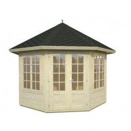 Pavillons abri for Abri jardin 2m2