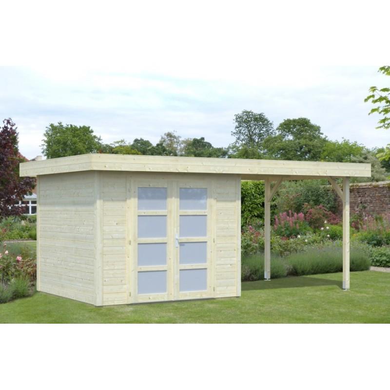 lara 6 vente de abris en bois sur internet. Black Bedroom Furniture Sets. Home Design Ideas