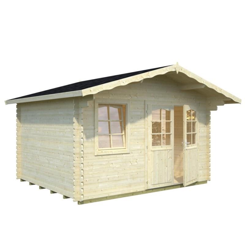 emma 10m2 vente de abris en bois sur internet. Black Bedroom Furniture Sets. Home Design Ideas